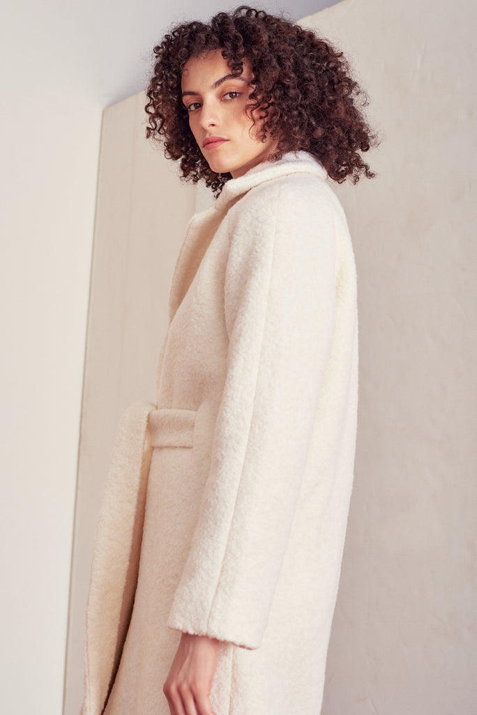 Fenn Long Wrap Coat
