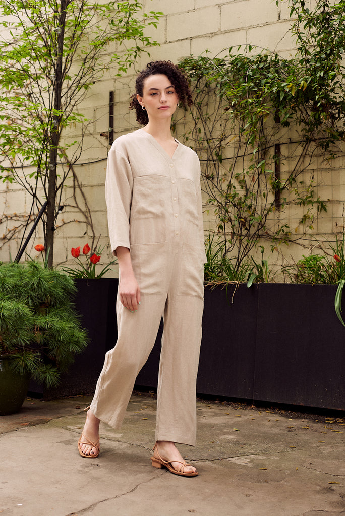 Tuck Coverall - Multiple Colors