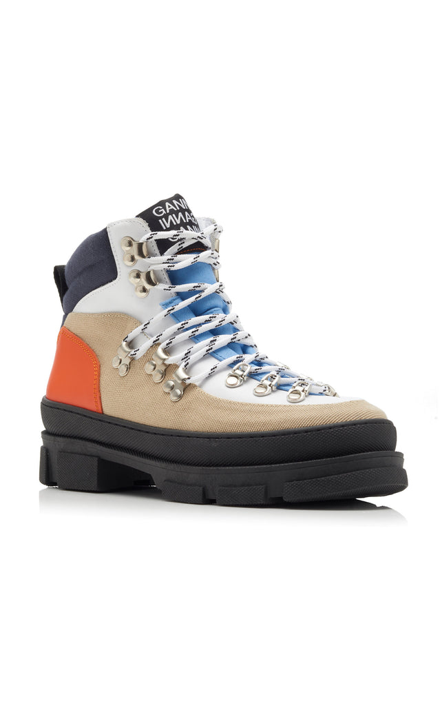 Sporty Hiking Boot