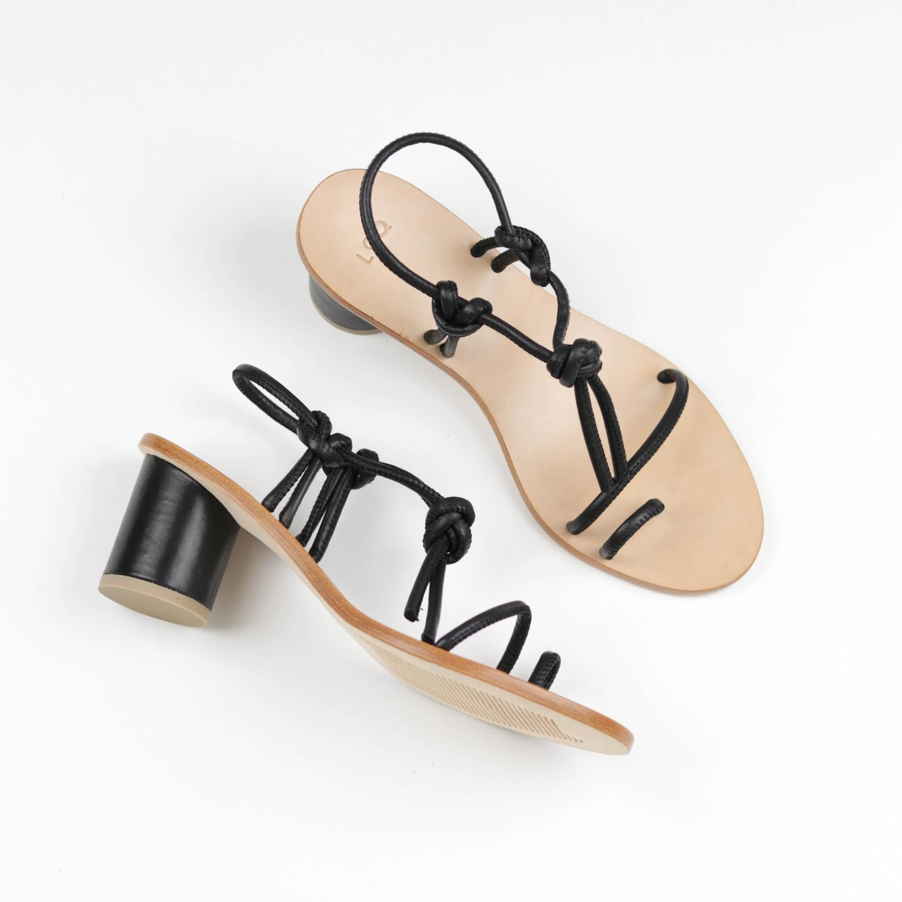 Ines Sandal by LOQ