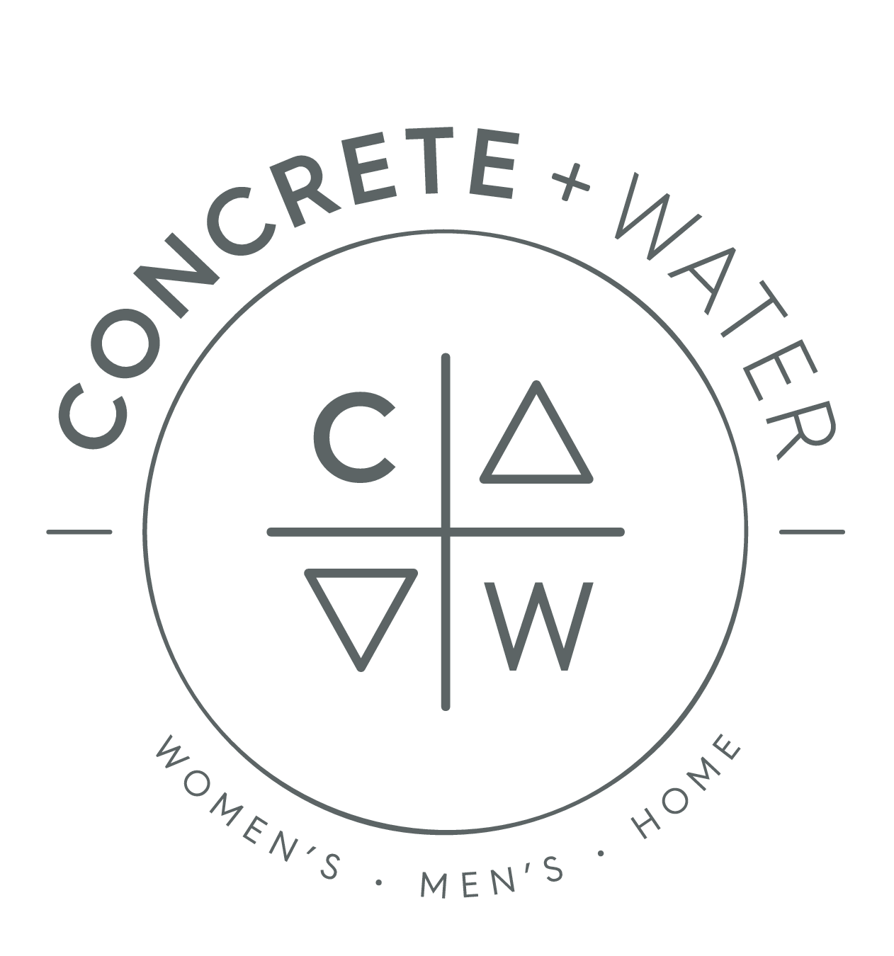 Concrete + Water