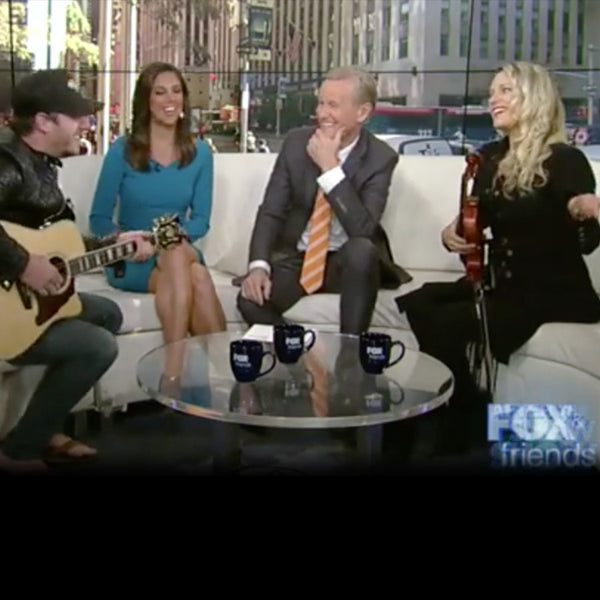 American Young on Fox & Friends