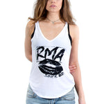 Loud Mouth V-Neck Tank