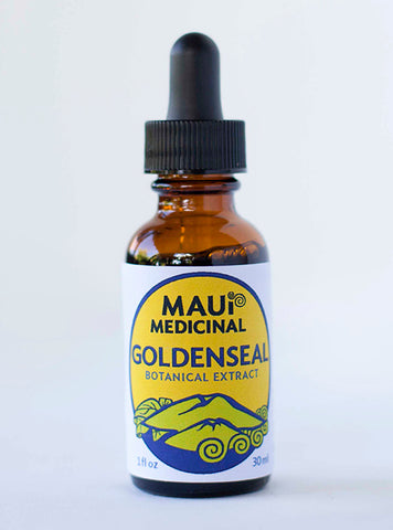 Goldenseal Root 1oz Extract