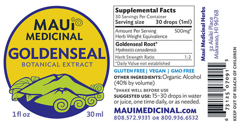 Goldenseal Extract