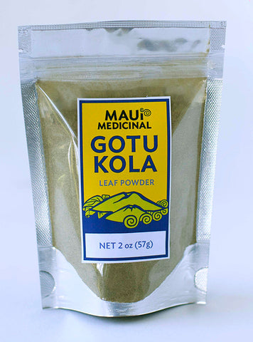 Gotu kola Powder 2oz (Organic)