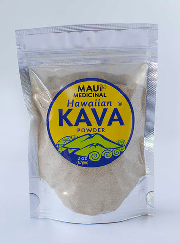 Hawaiian Kava® Powder 2oz