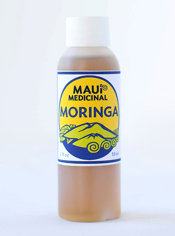 Moringa Medicated Oil - 2oz