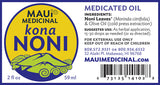 Noni Medicated Oil - 2 oz