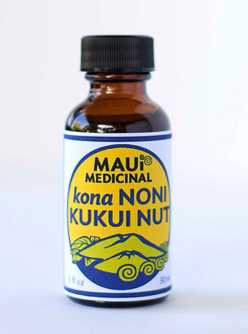 Noni Kukui Nut Oil - 1 oz