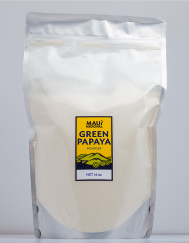 Green Papaya Fruit Powder 16oz