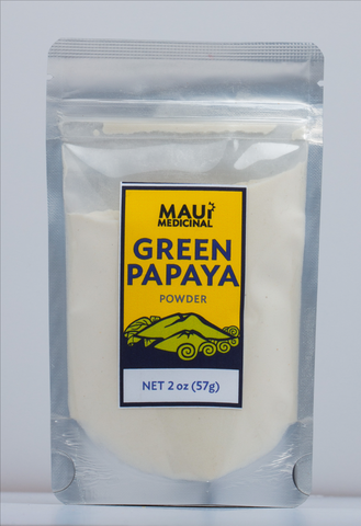 Green Papaya Fruit Powder 2oz