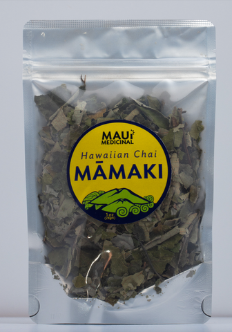 Mamaki Tea - 1oz Hawaiian Chai