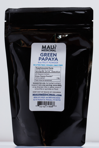 Green Papaya Fruit Powder 6oz