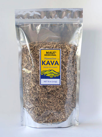 Hawaiian Kava® Brew or Chew 8oz