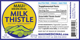 Milk Thistle 60 - 400 mg Vcaps