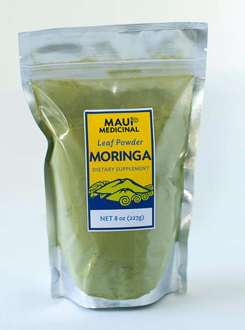 Moringa Powder 8oz (Organic)