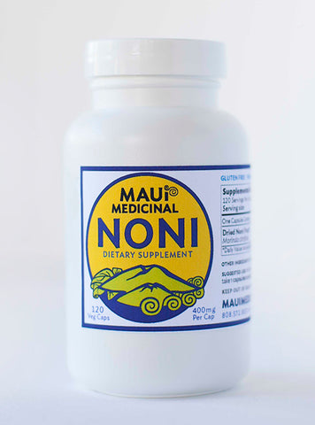 NONI FRUIT 120 - 400 mg Vcaps