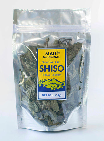 Shiso Leaf Tea - Hawaiian Chai