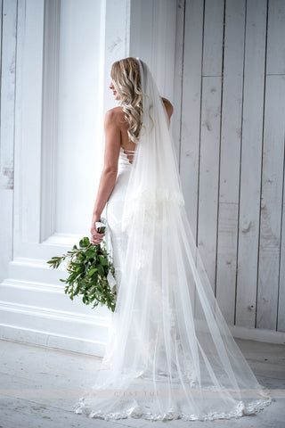 Lace Bridal Veils