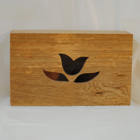 Blessing Box- Tulip Design - Friends of the Carpenter Product Store