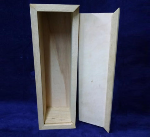 Bottle Box with Lid - Friends of the Carpenter Product Store