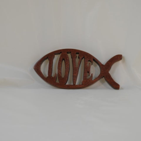 Fish Love Small - Friends of the Carpenter Product Store