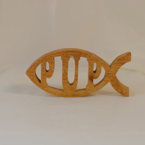Fish Pup - Friends of the Carpenter Product Store
