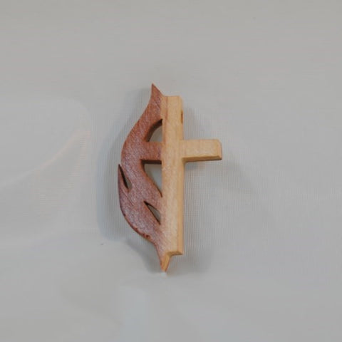 Methodist Pin/Cross