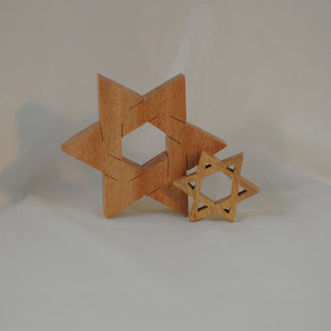 Star of David - Small - Friends of the Carpenter Product Store