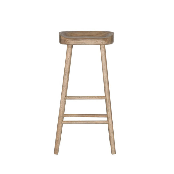 Oak Barstool Natural