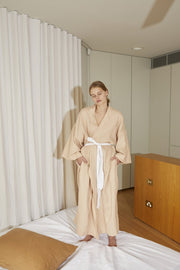 The 02 Robe- Blush