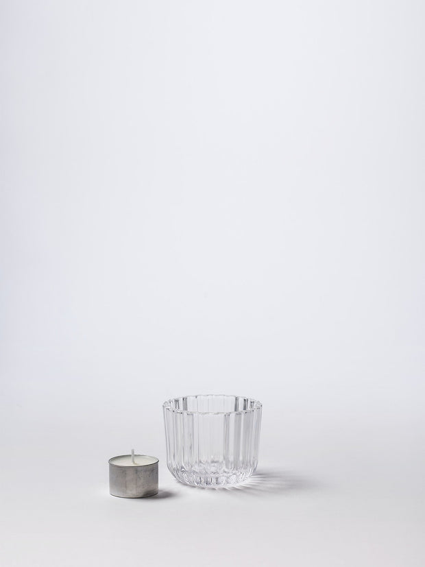 Momentum Tealight Holder Clear