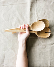 Annika Serving Spoon Oak