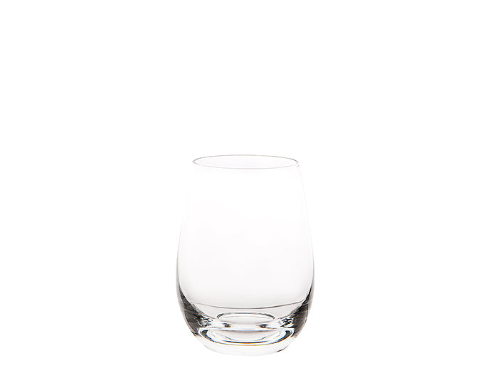 Soho Stemless White Wine Glass Set