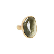 Imperial Jasper Ring Green