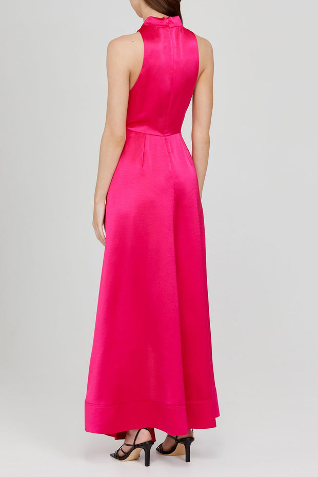 Palmera Dress Fuchsia
