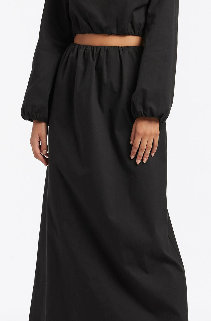 Austyn Maxi Skirt Black