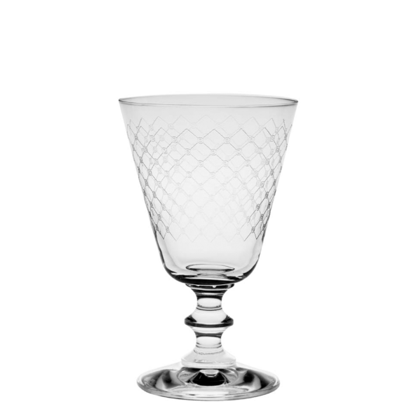 Fishnet France Wine Glass - Box of 4