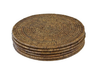 Coco Rattan Placemats