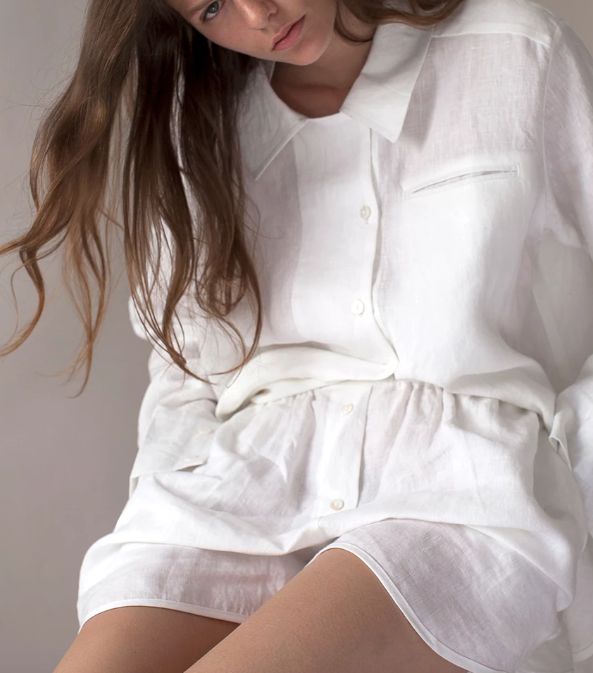 Sleepwear 06 - White