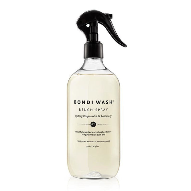 Bench Spray Sydney Peppermint and Rosemary