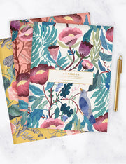 Blomstra Workbook Bird Twig