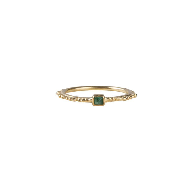 Emerald Crown Stacker