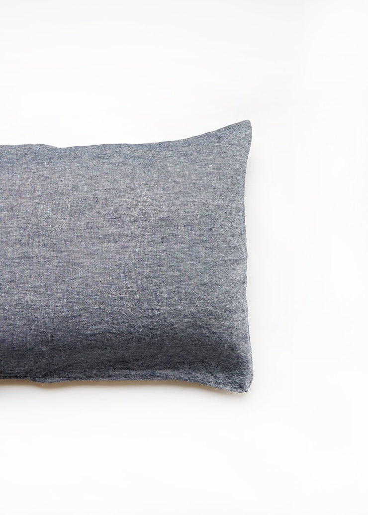 Pillow Slip Set Antique Denim