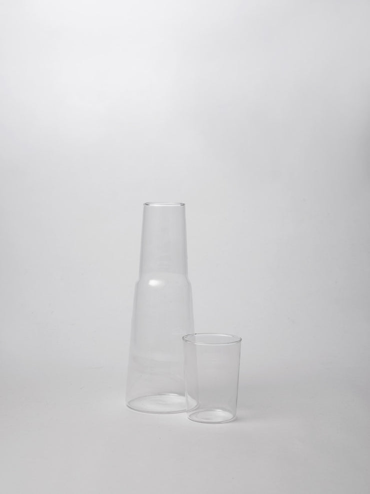 Torre Nightbottle Glass Clear