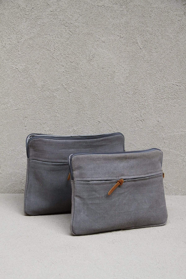 Laptop/iPad Bag Ash Large