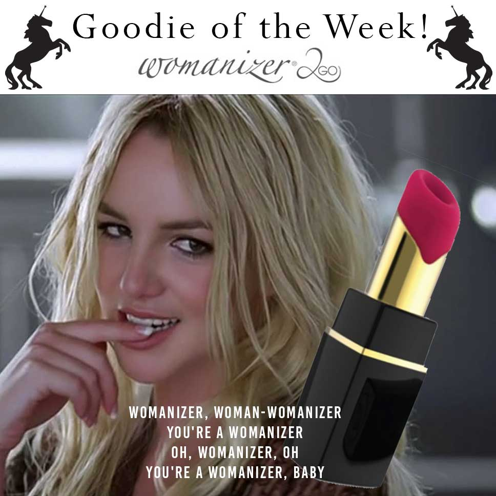 Goodie of the Week- Womanizer 2 go