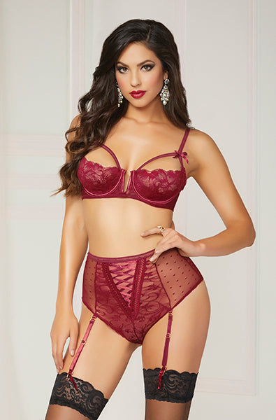 Love Desire Bra Set