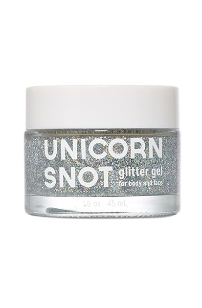 Unicorn Snot Glitter Gel in Silver